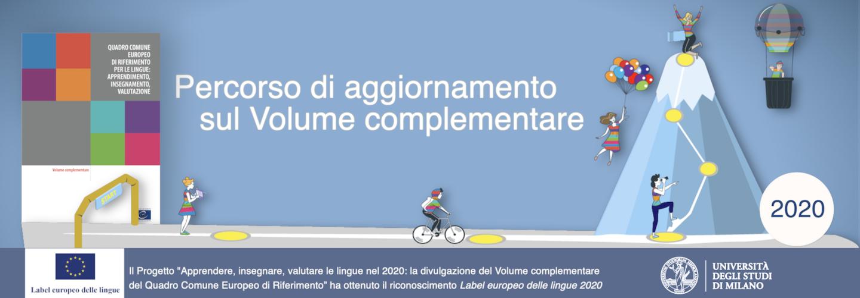 Percorso di aggiornamento sul Volume complementare del Quadro Comune Europeo di Riferimento